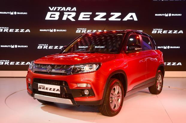Maruti Suzuki Vitara Brezza Price in India, Specifications, Mileage, Colors, Photos