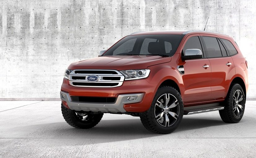 Ford Endeavour Price in India, Specifications, Mileage, Colors, Review