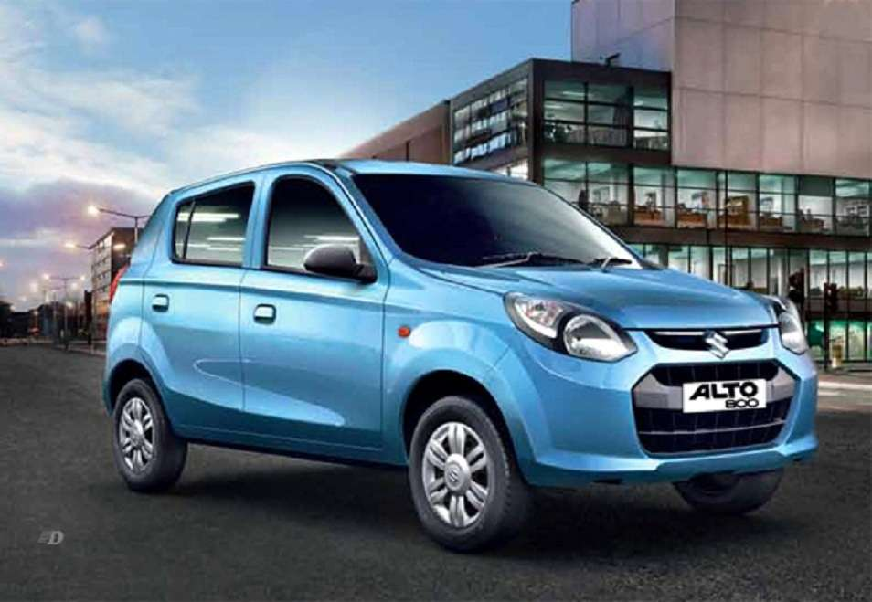 Maruti Alto 800 Price, Specifications, Colours, Images, Rating