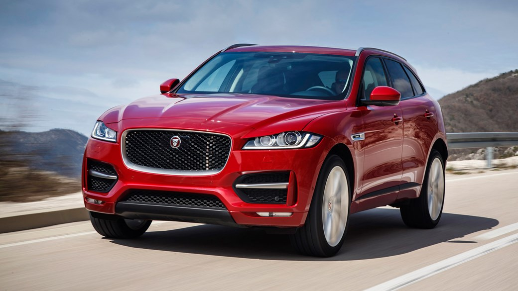 Jaguar F-Pace Price in India | Mileage, Colours, Specifications, Mileage