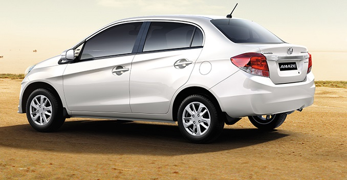 Honda Amaze Price, Specifications, Mileage, Pics, Review