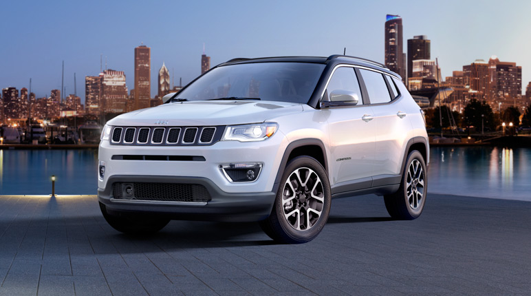 Jeep Compass Specifications in India, Price, Colors, Pics, Features