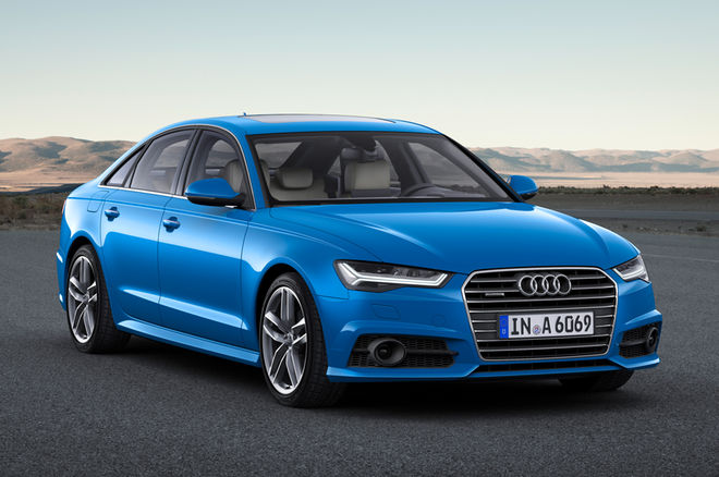 Audi A6 Specifications, Price, Mileage, Pics, Review