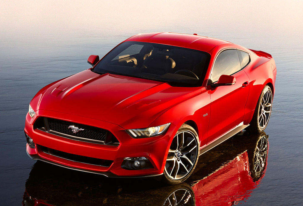 Ford Mustang Specifications, Price, Mileage, Pics, Review