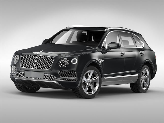 Bentley Bentayga Specifications, Price, Mileage, Pics, Review