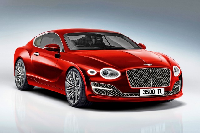 Bentley Continental GT Specifications, Price, Mileage, Pics, Review