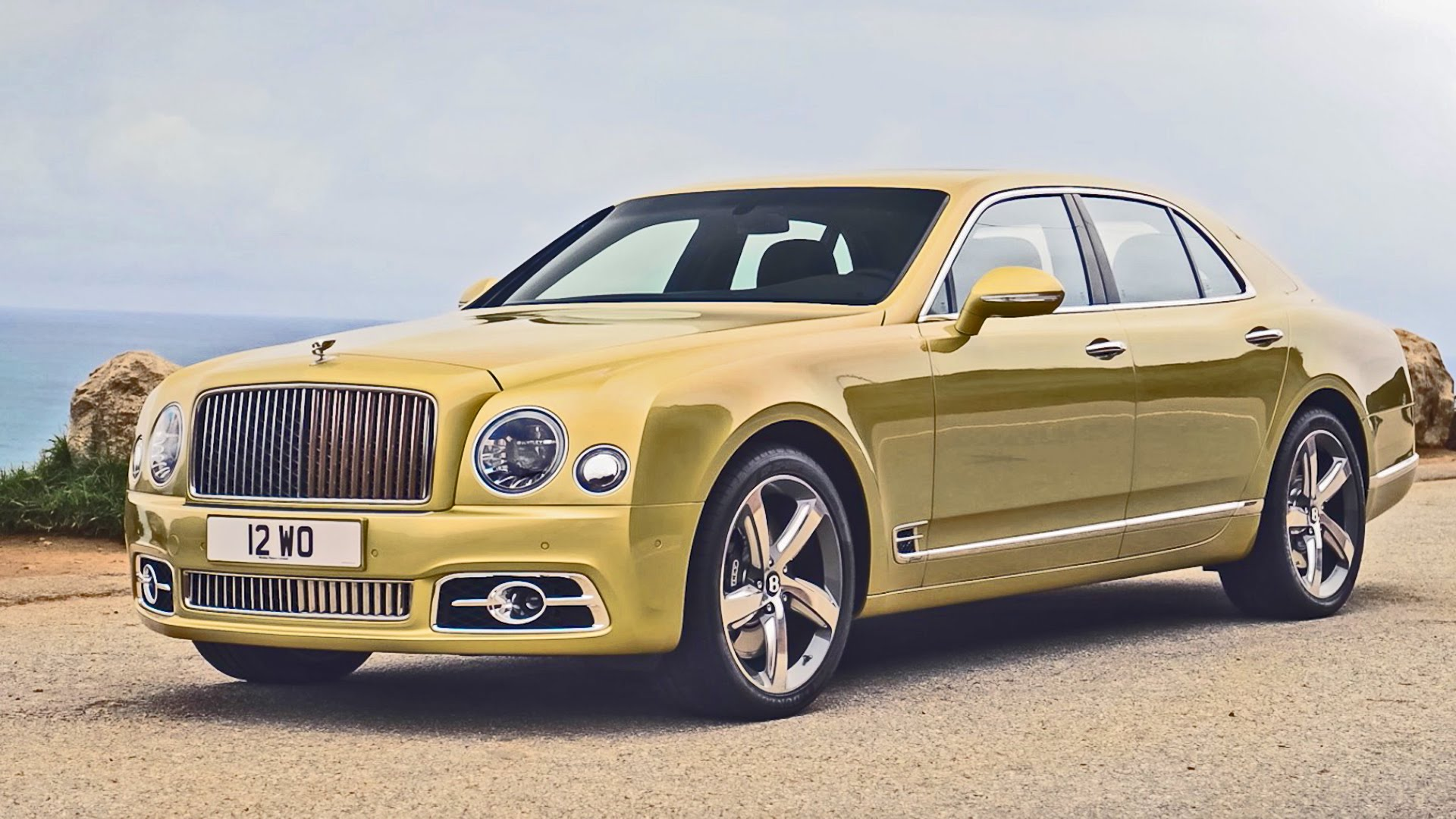 Bentley Mulsanne Specifications, Price, Mileage, Pics, Review