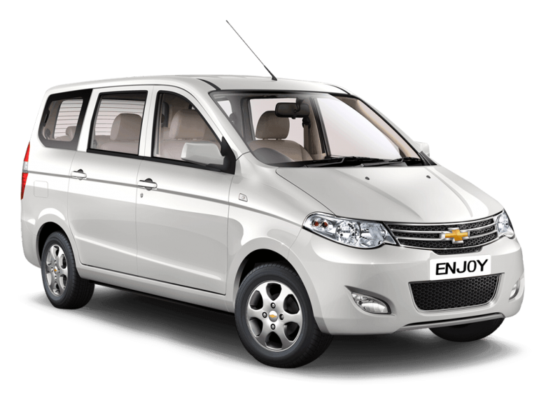 Chevrolet Enjoy Specifications, Price, Mileage, Pics, Review