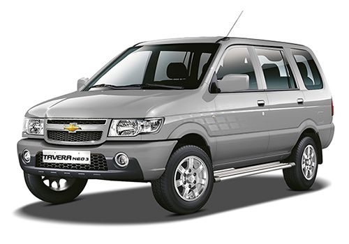 Chevrolet Tavera Specifications, Price, Mileage, Pics, Review