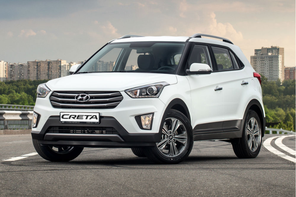 Hyundai Creta Specifications, Price, Mileage, Pics, Review
