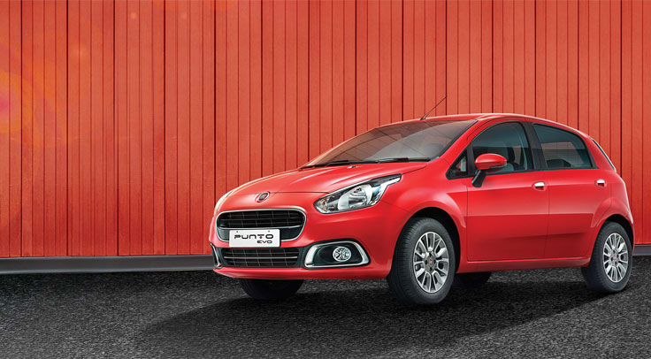 Fiat Punto EVO Specifications, Price, Mileage, Pics, Review