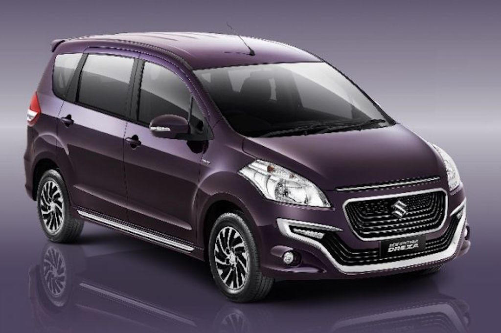 Maruti Suzuki Ertiga Specifications, Price, Mileage, Pics, Review