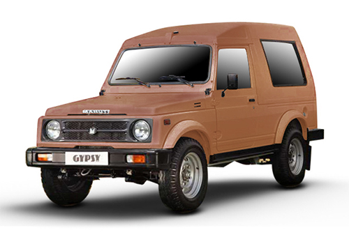 Maruti Suzuki Gypsy Specifications, Price, Mileage, Pics, Review
