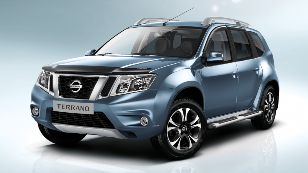 Nissan Terrano Specifications, Price, Mileage, Pics, Review