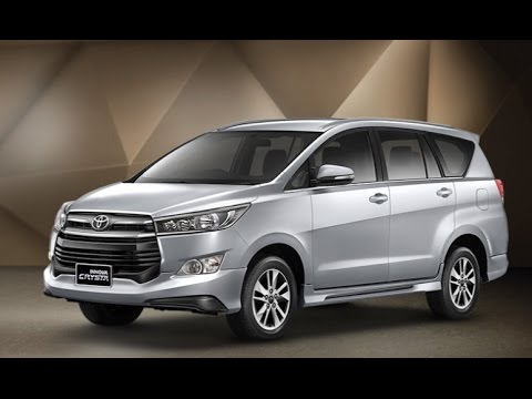 Toyota Innova Crysta Specifications, Price, Mileage, Pics, Review