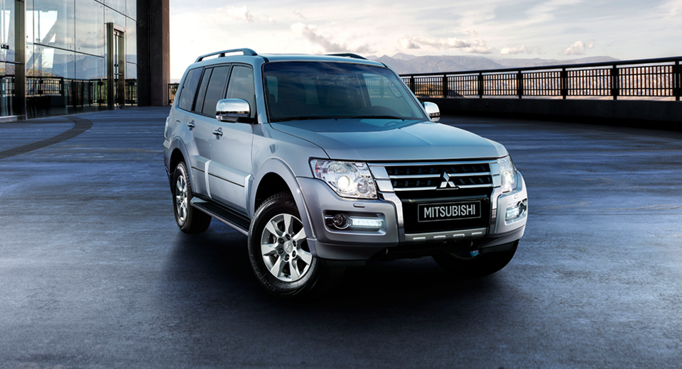 Mitsubishi Montero Specifications, Price, Mileage, Pics, Review
