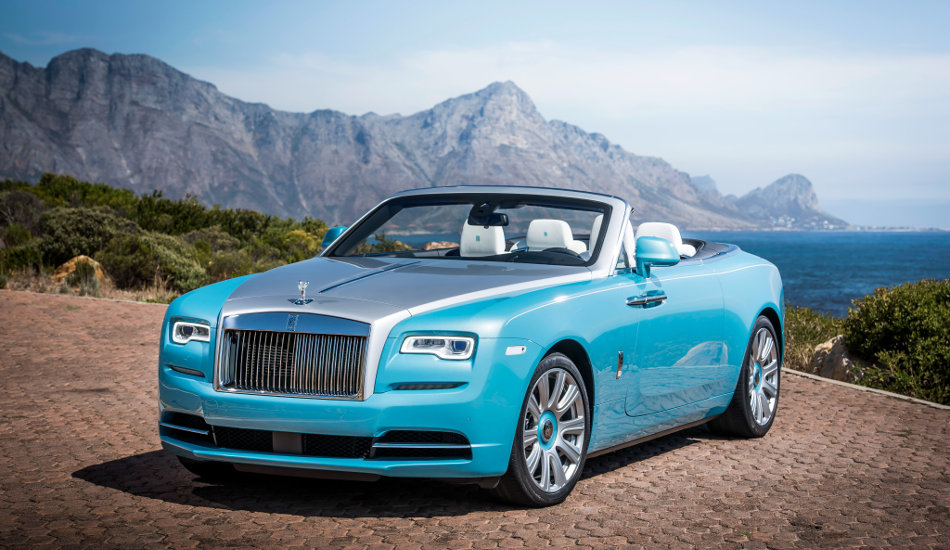 Rolls Royce Dawn Specifications, Price, Mileage, Pics, Review