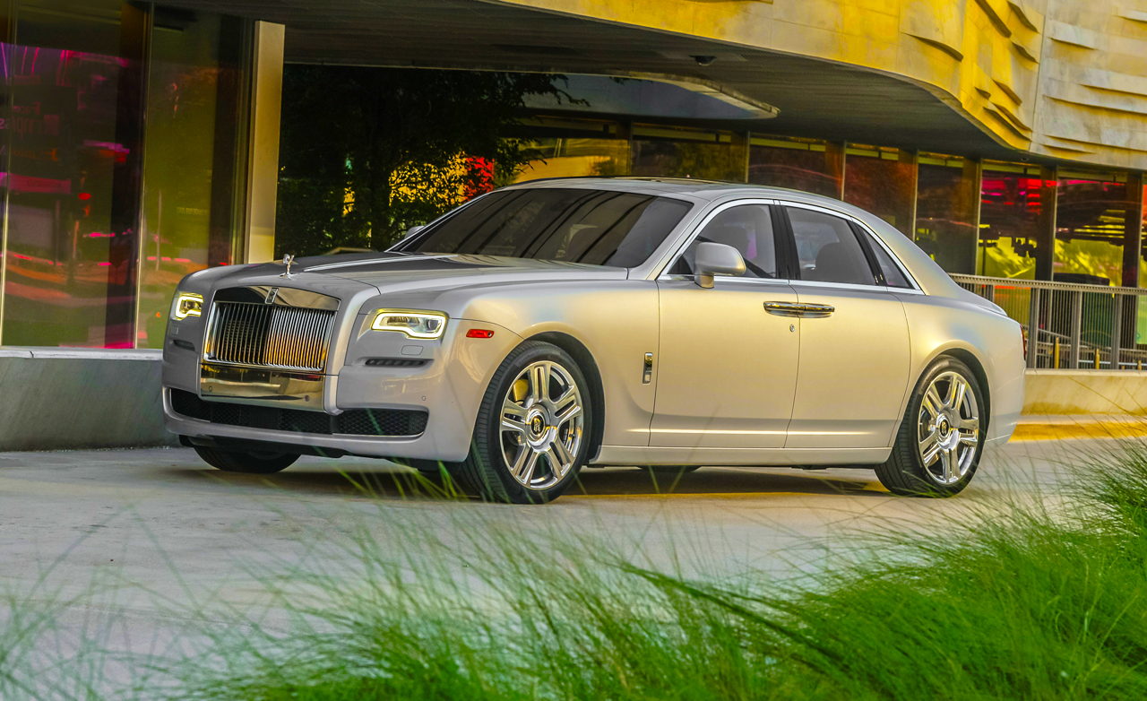 Rolls Royce Ghost Series II Specifications, Price, Mileage, Pics, Review
