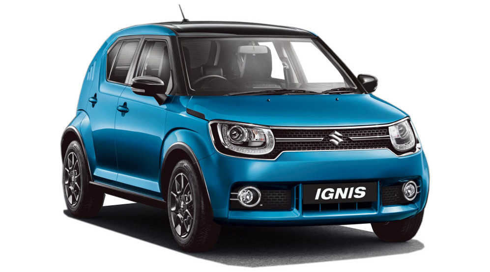 Maruti Suzuki Ignis Specifications, Price, Mileage, Pics, Review