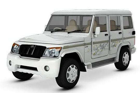 Mahindra Bolero Specifications, Price, Mileage, Pics, Review
