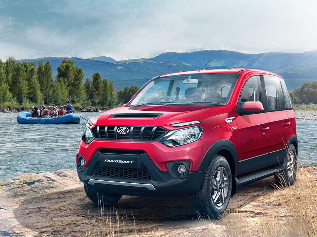 Mahindra NuvoSport Specifications, Price, Mileage, Pics, Review