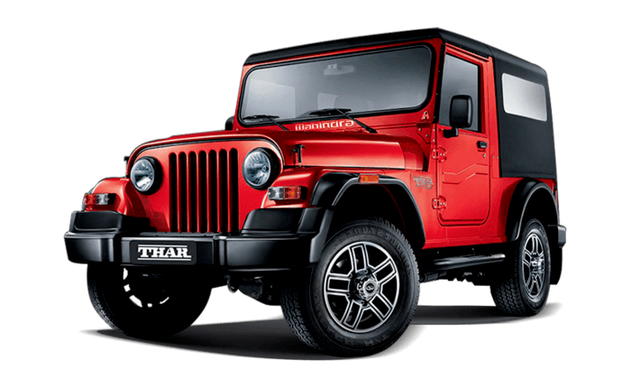 Mahindra Thar Specifications, Price, Mileage, Pics, Review