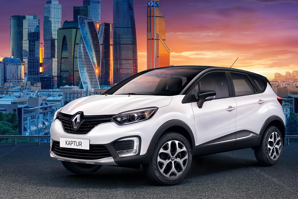 Renault Captur Price, Specifications, Mileage, Photos